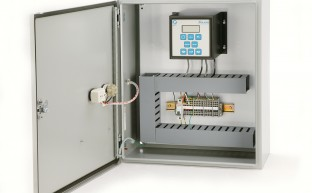 Polaris Strip Guide Controller in a Protective, IP67 Enclosure